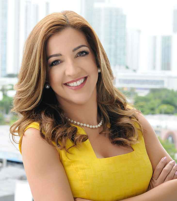Lisbeth Arellano - Real Estate Broker Associate
