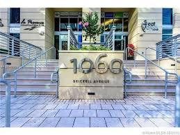 1060 Brickell Ave entrance