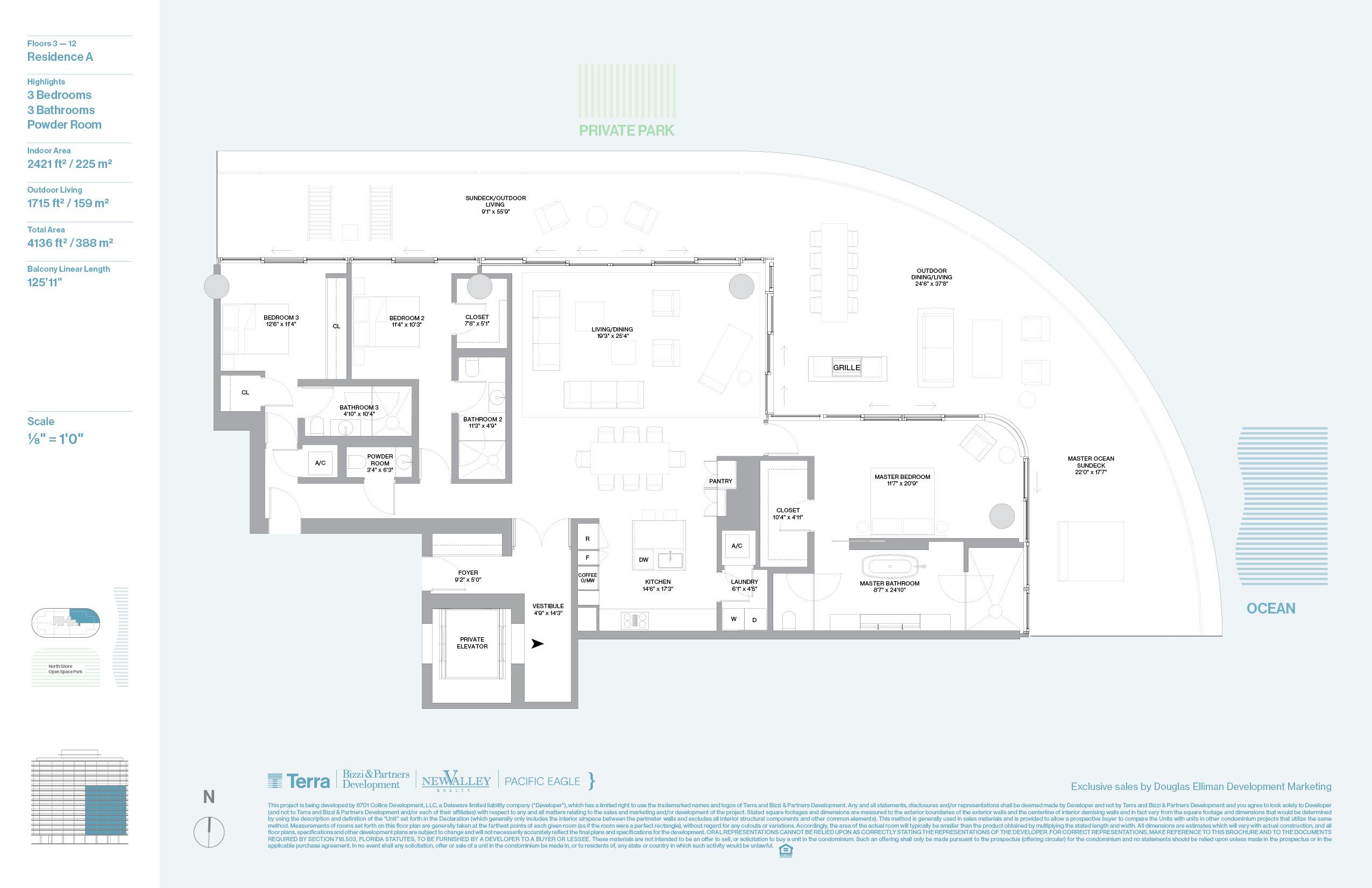 87 Park Residence A