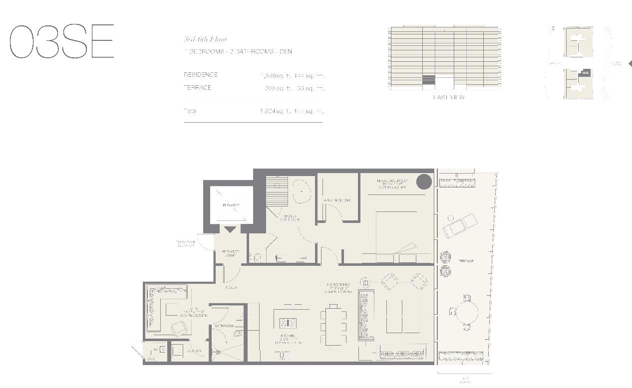 Oceana Bal Harbour Residence 03SE