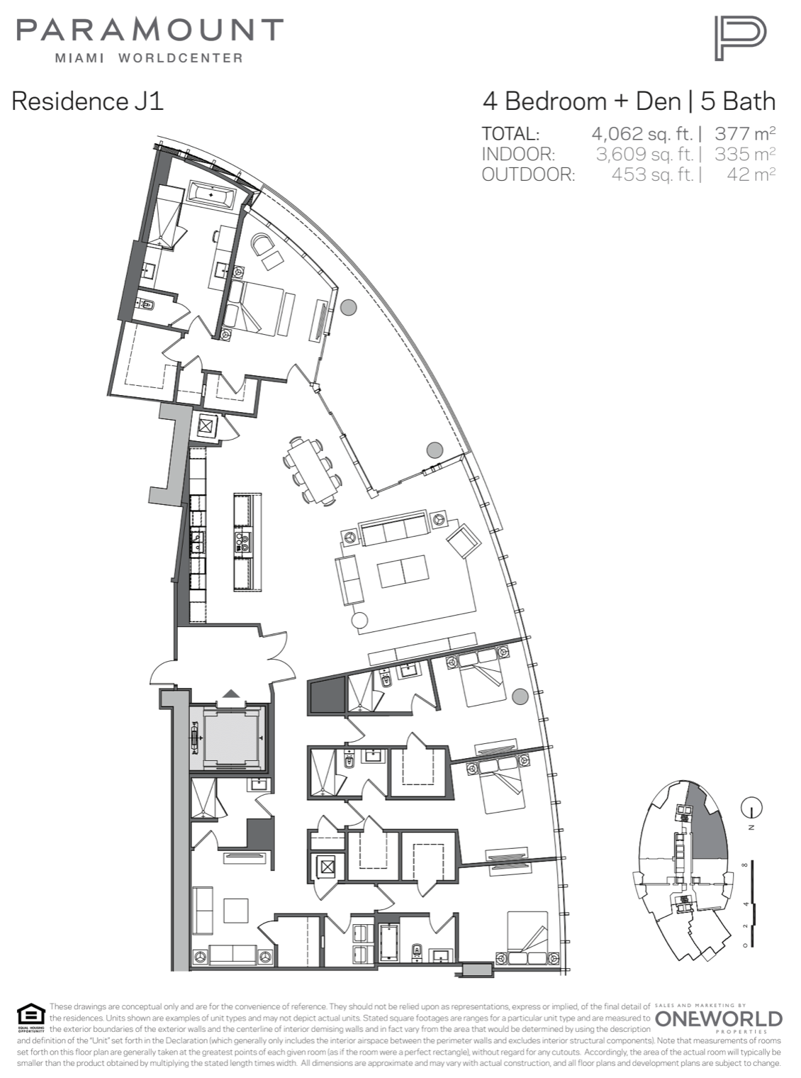 PMWC Penthouse J1