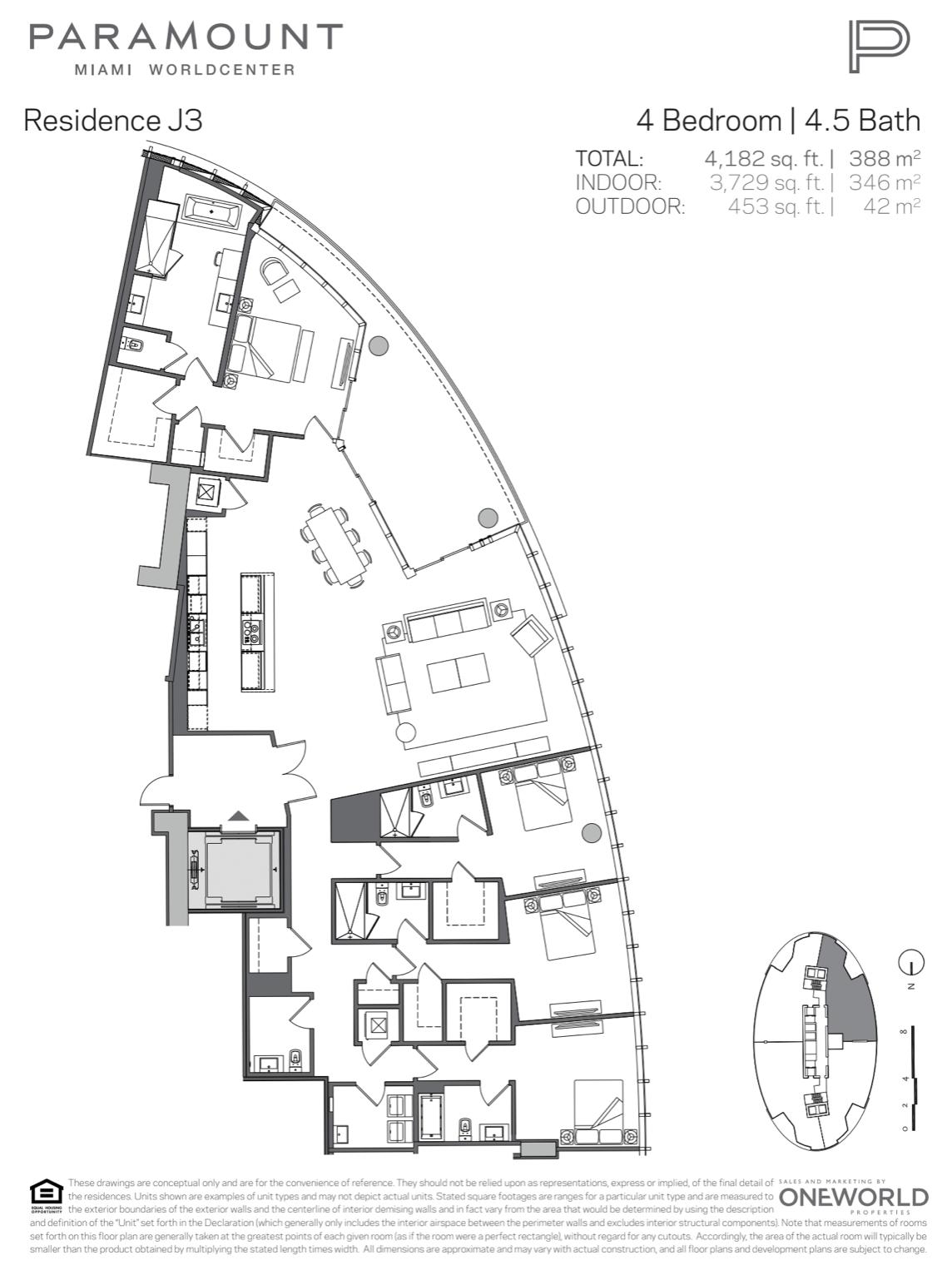 PMWC Penthouse J3