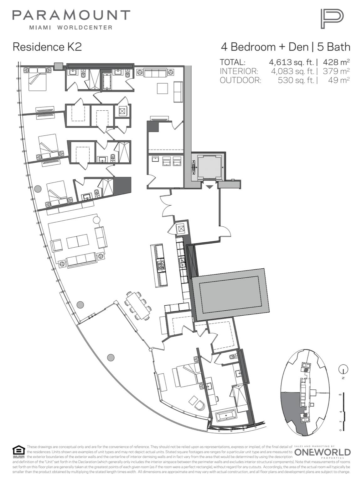PMWC Penthouse K2