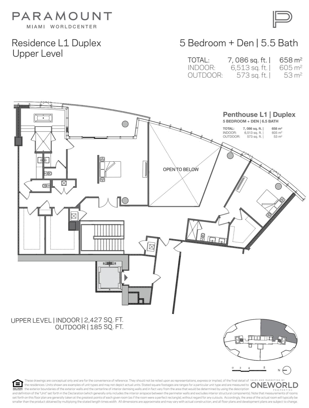 PMWC Penthouse L1 Upper Level