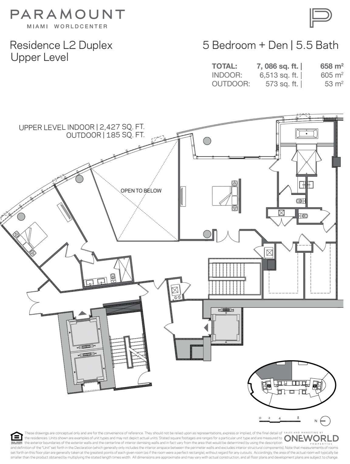 PMWC Penthouse L2 Upper Level