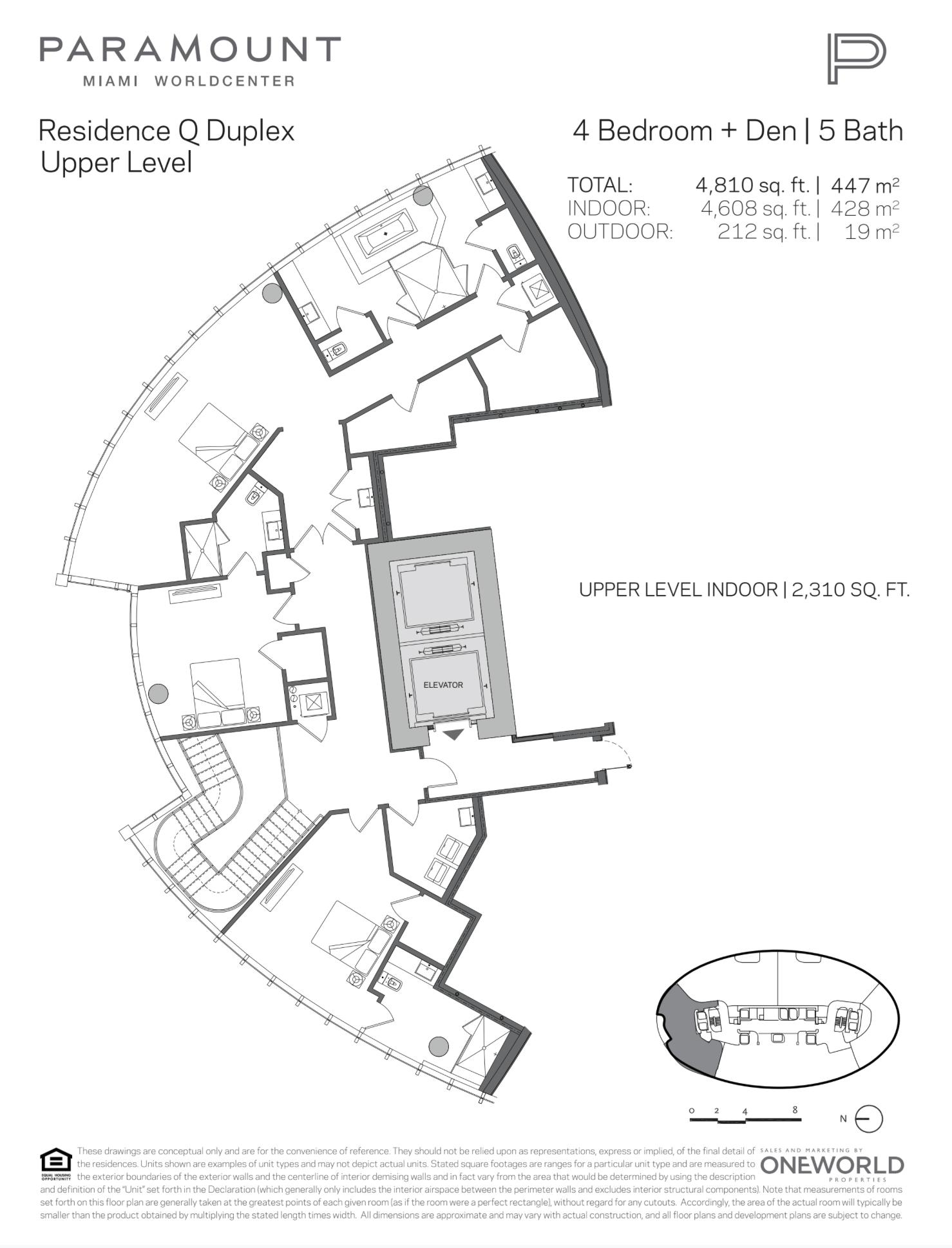 PMWC Penthouse Q Upper Level