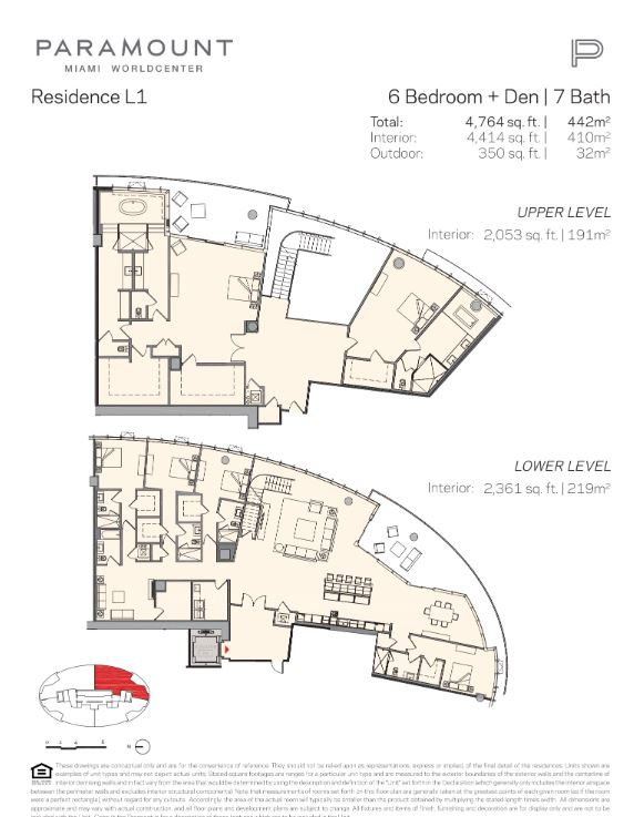 Paramount Miami Worldcenter Residence L1