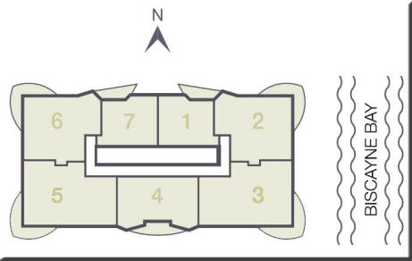 23 BISCAYNE Site Plans
