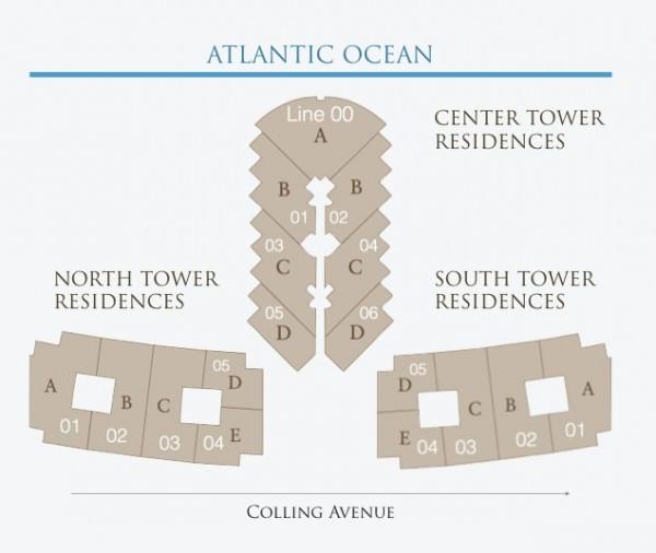 St. Regis South Tower